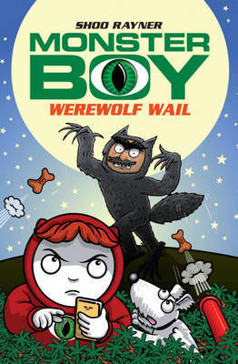 Werewolf Wail by Shoo Rayner