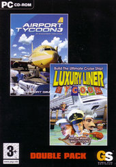 Airport Tycoon 3 + Luxury Liner Tycoon for PC Games