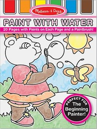 Melissa & Doug: Pink Paint With Water Kids' Art Pad