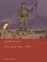 The Gulf War 1991 by Alastair Finlan image