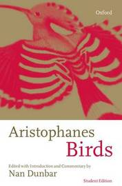 Aristophanes: Birds by Aristophanes image