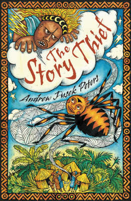 The Story Thief by Andrew Peters image