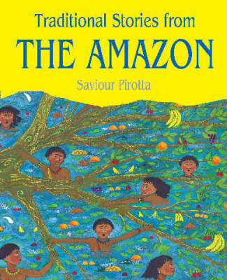 Traditional Stories from the Amazon by Saviour Pirotta image
