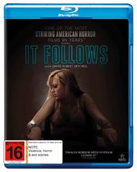 It Follows on Blu-ray