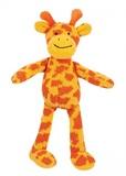 Lily & George Giraffe Trooper Rattles - Orange