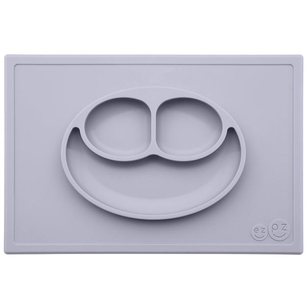 EZPZ Happy Mat - Light Grey