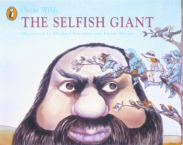 The Selfish Giant by Michael Foreman image