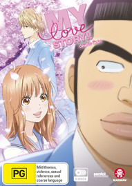 My Love Story!! - Complete Series on DVD