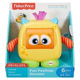 Fisher-Price: Fun Feelings Monster Activity Toy