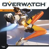 Overwatch 2018 Wall Calendar by Inc Browntrout Publishers