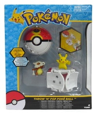 Pokémon: Throw n Pop - Poke Ball Duel Set