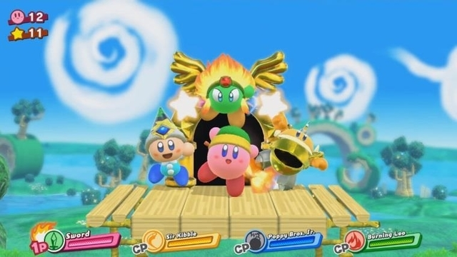 Kirby Battle Royale for Nintendo 3DS image