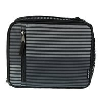 Packit Freezable Classic Lunchbox - Grey Stripe