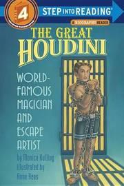 Great Houdini by Monica Kulling