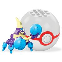 Mega Construx: Poke Ball Set - Crabrawler