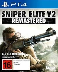 Sniper Elite V2 Remastered for PS4