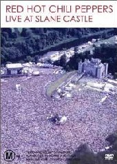 Red Hot Chili Peppers - Live In Slane Castle on DVD