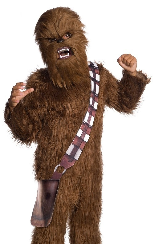 Star Wars: Chewbacca - Moveable Jaw Mask