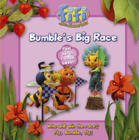 Bumble's Big Race: Read-to-Me Scented Storybook image