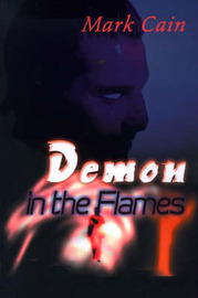 Demon in the Flames by Mark Cain image