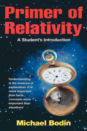 Primer of Relativity by Michael Bodin image