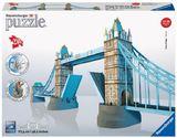 Ravensburger 216 Piece 3D Jigsaw Puzzle - Tower Bridge