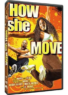 How She Move on DVD