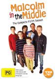 Malcolm in the Middle - Season 5 DVD
