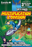 Eureka Lets Learn Series - Multiplication & Division (age 6-10) for PC Games