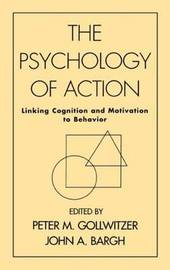 Psychology Of Action by P.M. Gollwitzer image