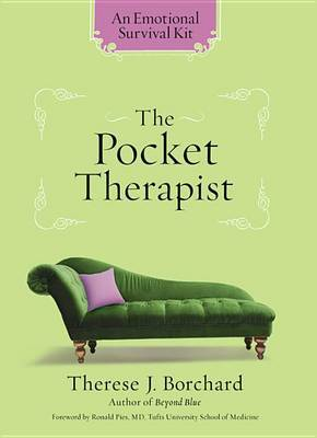 The Pocket Therapist by Therese Borchard image