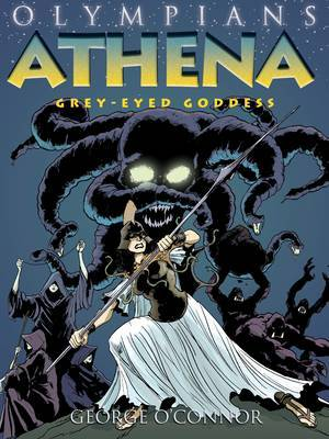 Athena by George O'Connor image