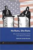 He Runs, She Runs by Deborah Jordan Brooks