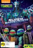 Teenage Mutant Ninja Turtles (2012) - Season 4 Vol 4 - Super Shredder on DVD