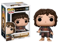 The Lord of the Rings - Frodo Baggins Pop! Vinyl Figure (with a chance for a Chase version!)