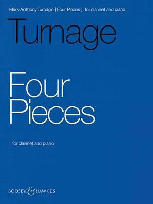 4 Pieces by Mark-anthony Turnage