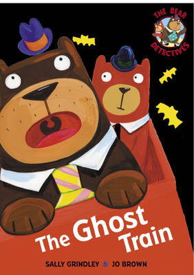 The Ghost Train by Sally Grindley