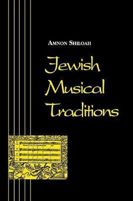 Jewish Musical Traditions by Amnon Shiloah image