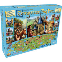 Carcassonne Big Box 2017 image