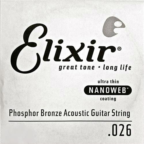 Elixir NW Phos Bronze Single 026