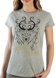 Harry Potter: Patronus - Slim Fit T-Shirt (Small)