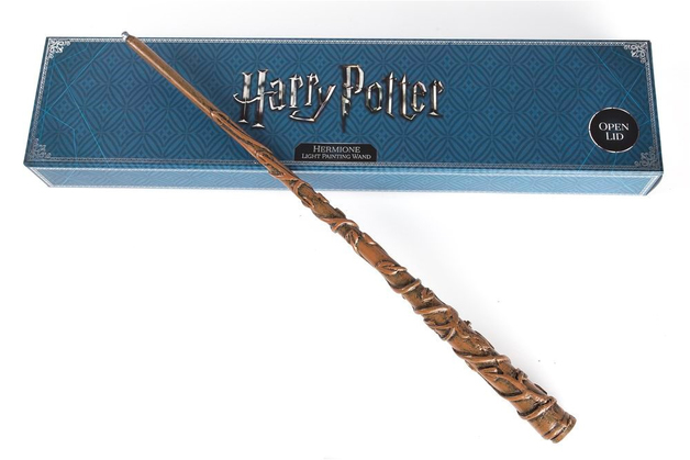 Harry Potter: Light Painting Wand - Hermione Grainger