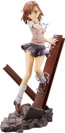 A Certain Magical Index III: A Certain Magical Index III: Mikoto Misaka - PVC Figure