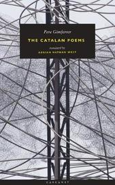 The Catalan Poems by Pere Gimferrer
