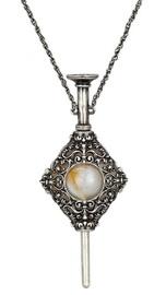Harry Potter: Replica Necklace - Gellert Grindelwald's Pendant