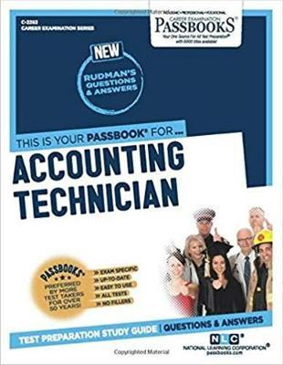 Accounting Technician by National Learning Corporation