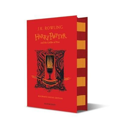 Harry Potter and the Goblet of Fire - Gryffindor Edition by J.K. Rowling image