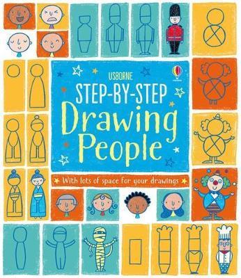 Step-by-step Drawing People image