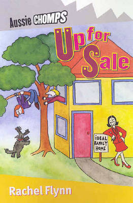 Up for Sale by Rachel Flynn image