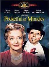 Pocketful Of Miracles on DVD